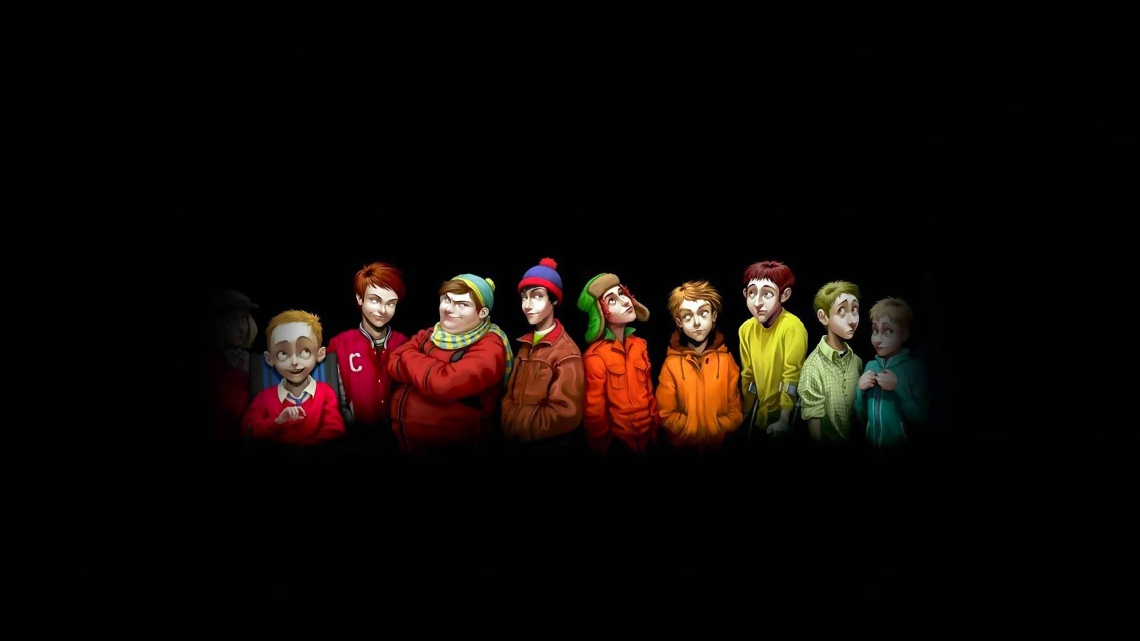 South Park 3d