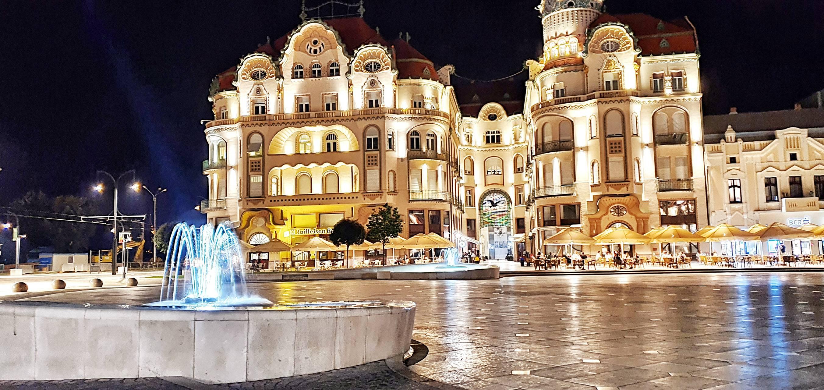 Oradea center