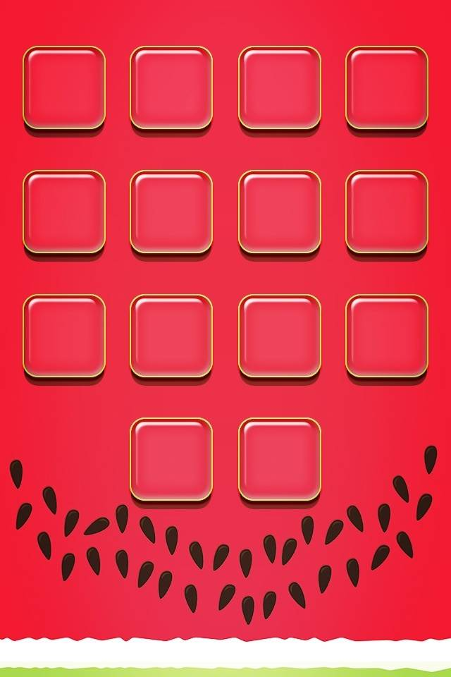 Fruity icon skin