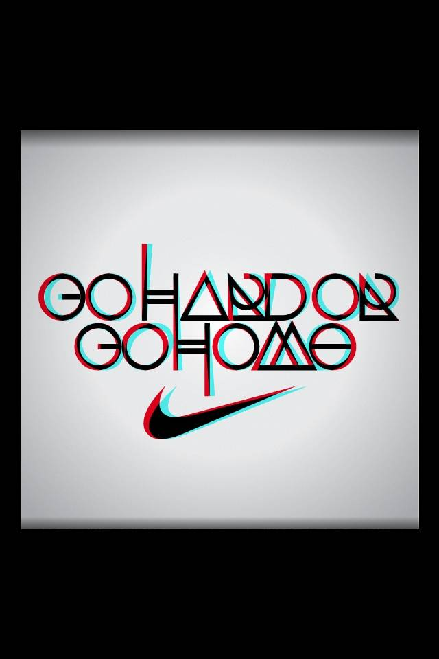 Go Hard Or Go Home Wallpaper By Aravind Be Free On