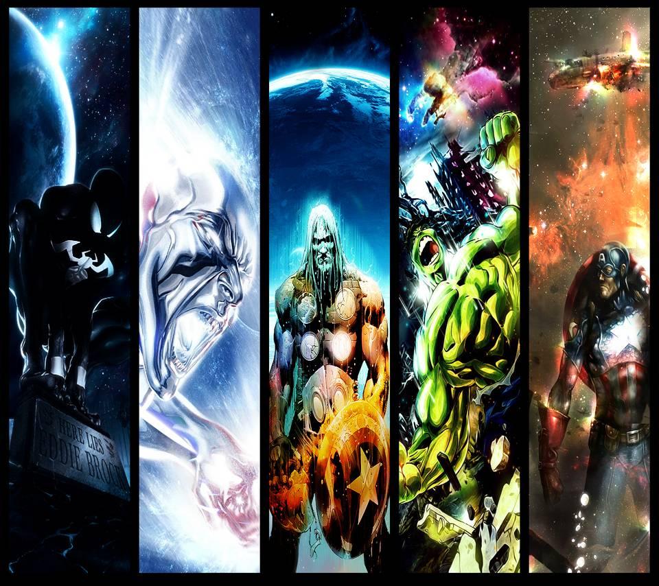 Marvel Heros HD