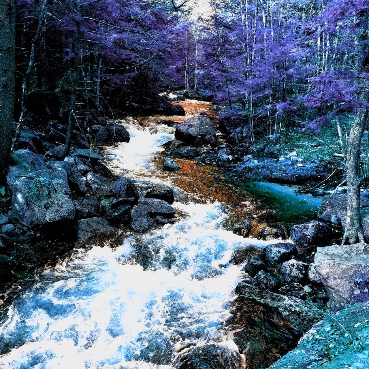 River of copper
