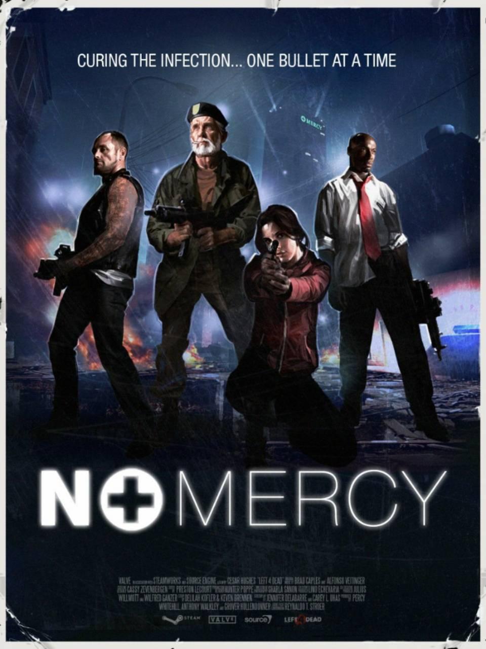 L4D No Mercy