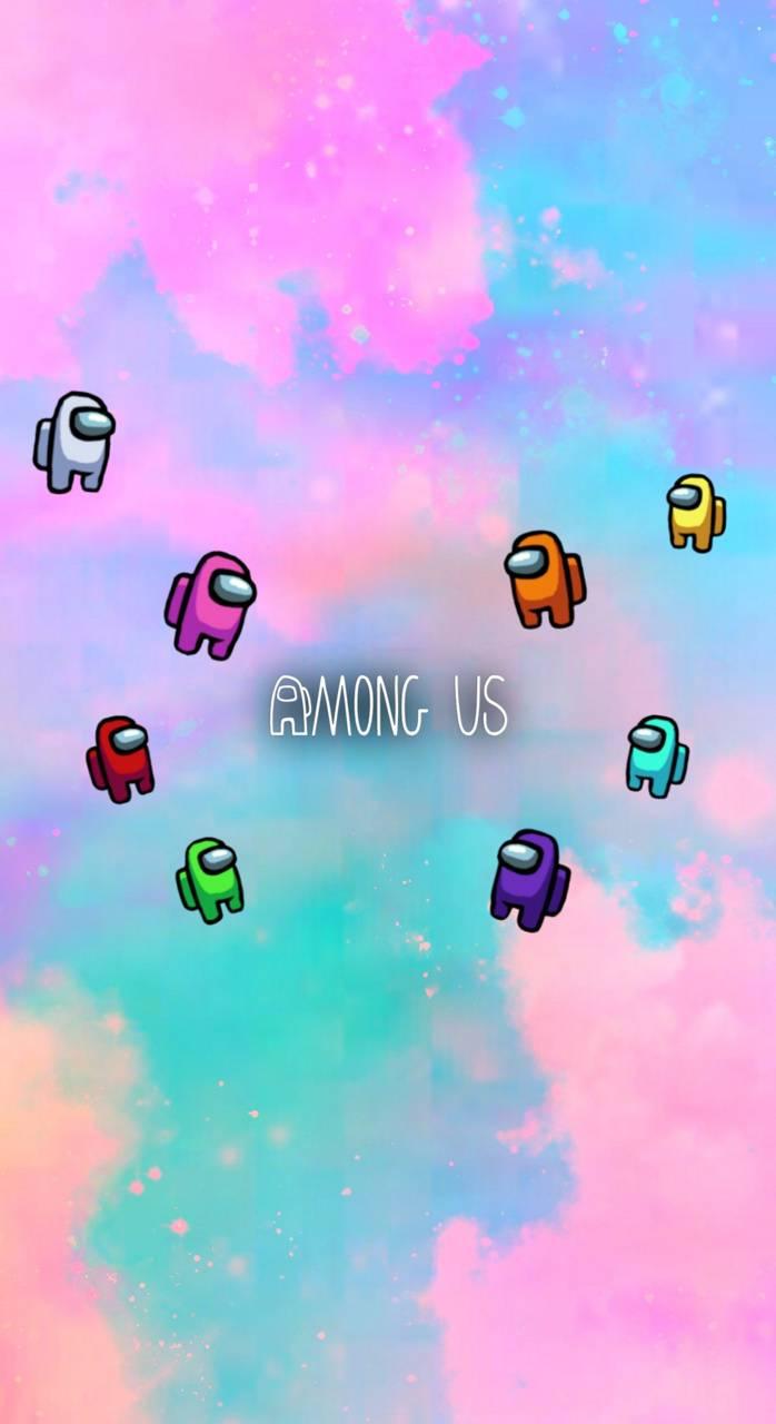 Among us on skies