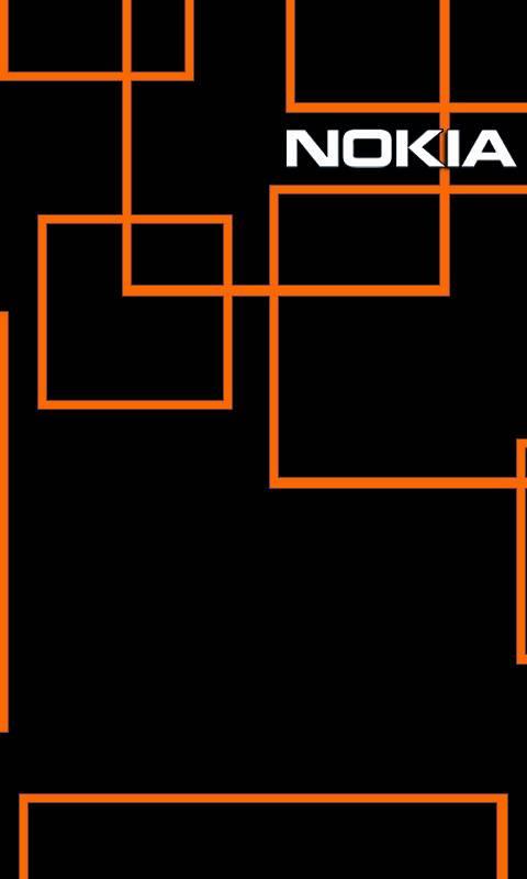 Lumia Black Orange