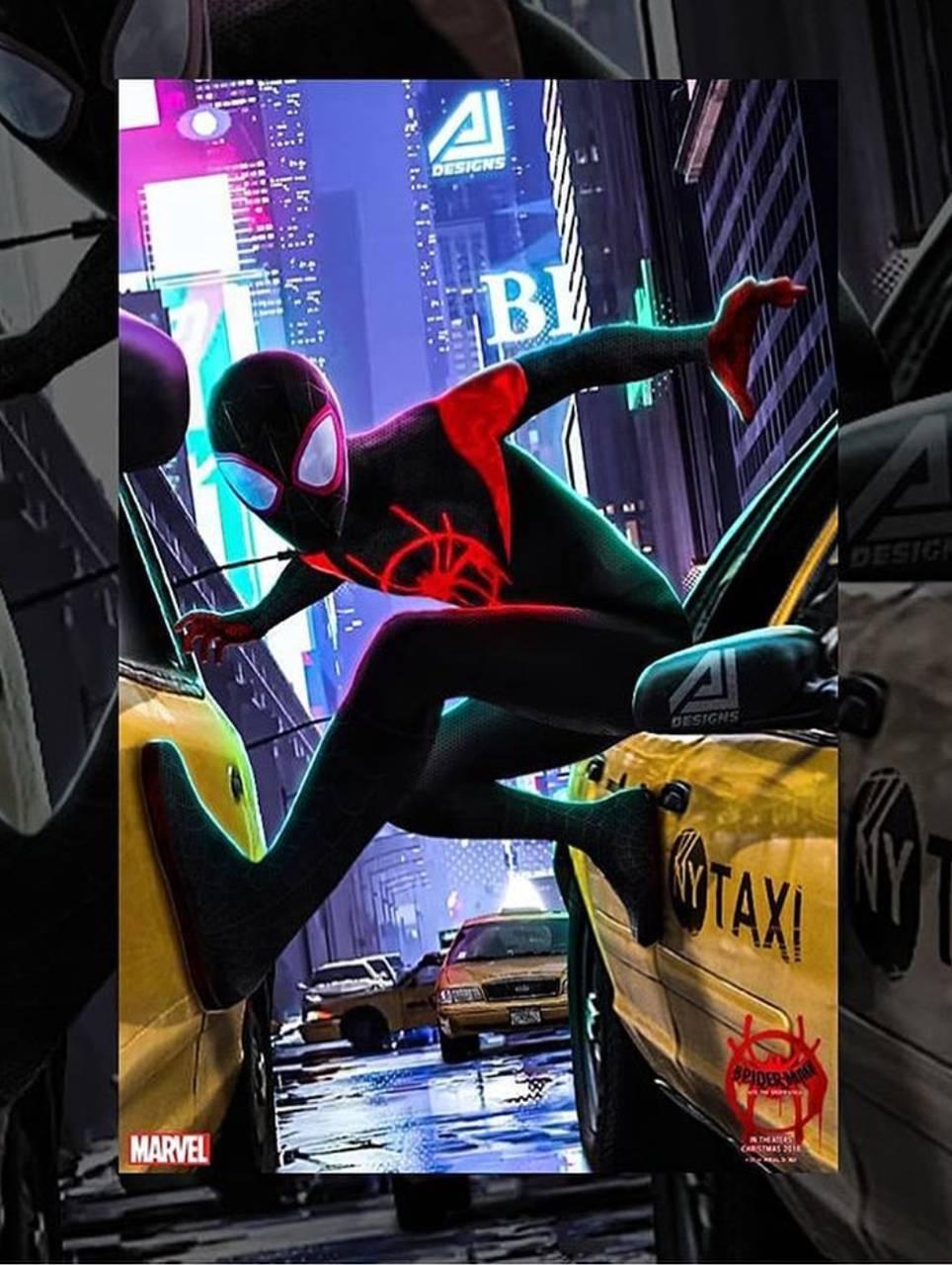 Mile Spiderman