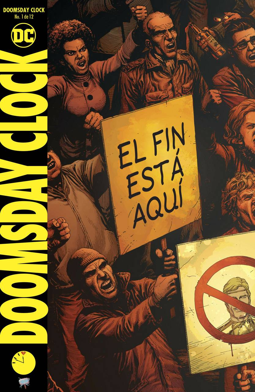 wallpaper watchmen doomsday clock