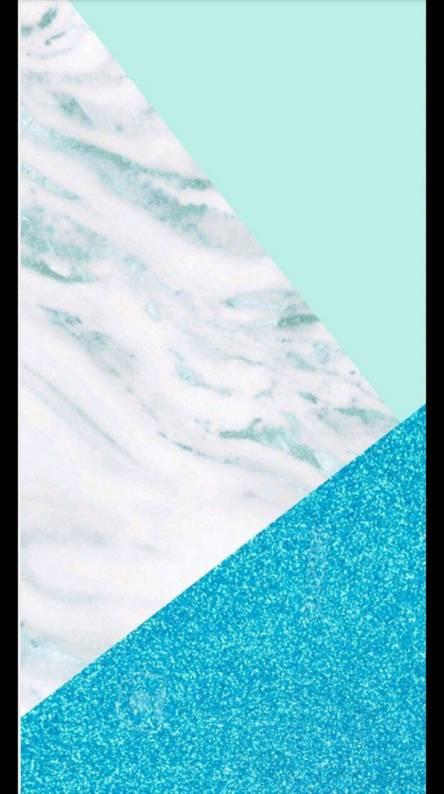 marble blue teal