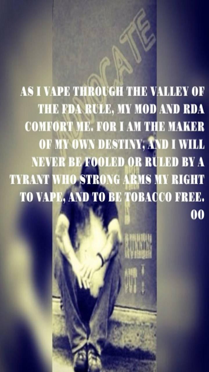 Vape Prayer
