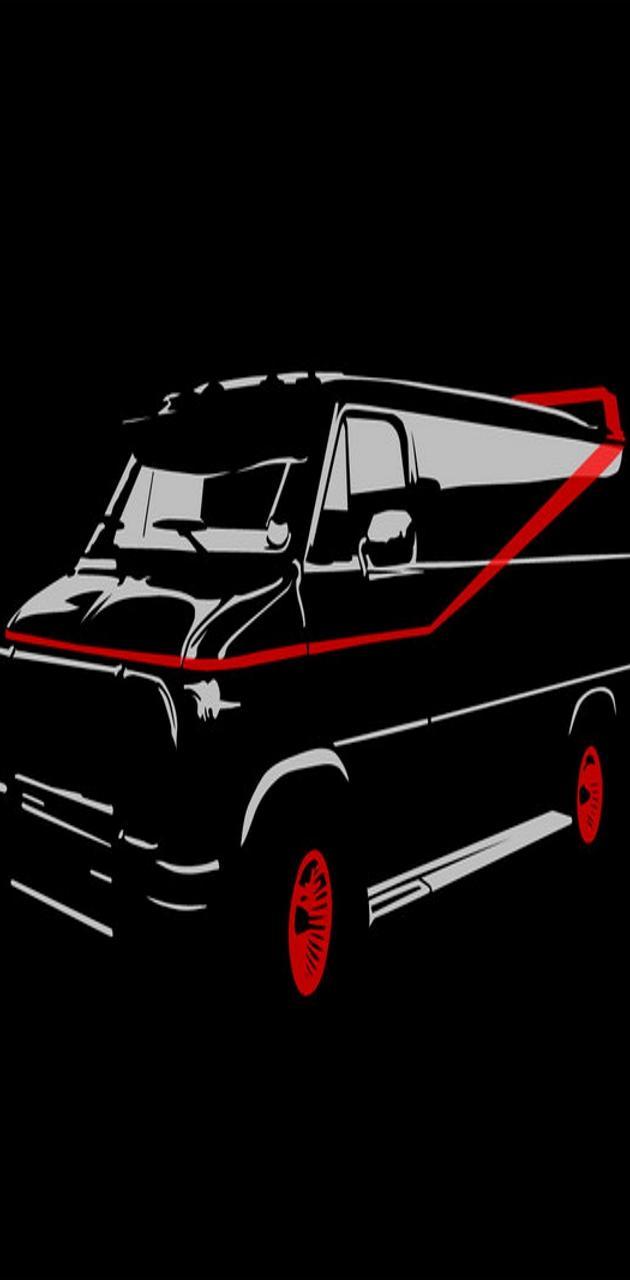 The A-Team van