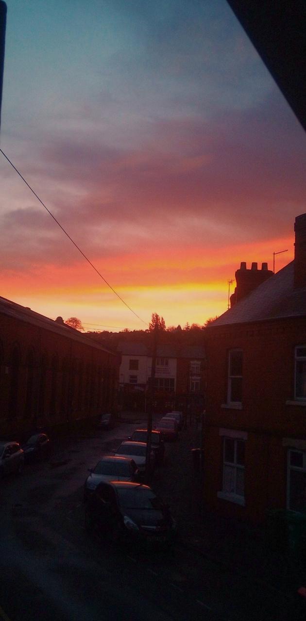 Sherwood Sunrise