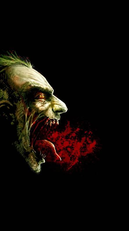 Zombie Dark Blood