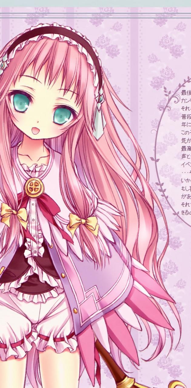 Anime Girl 08