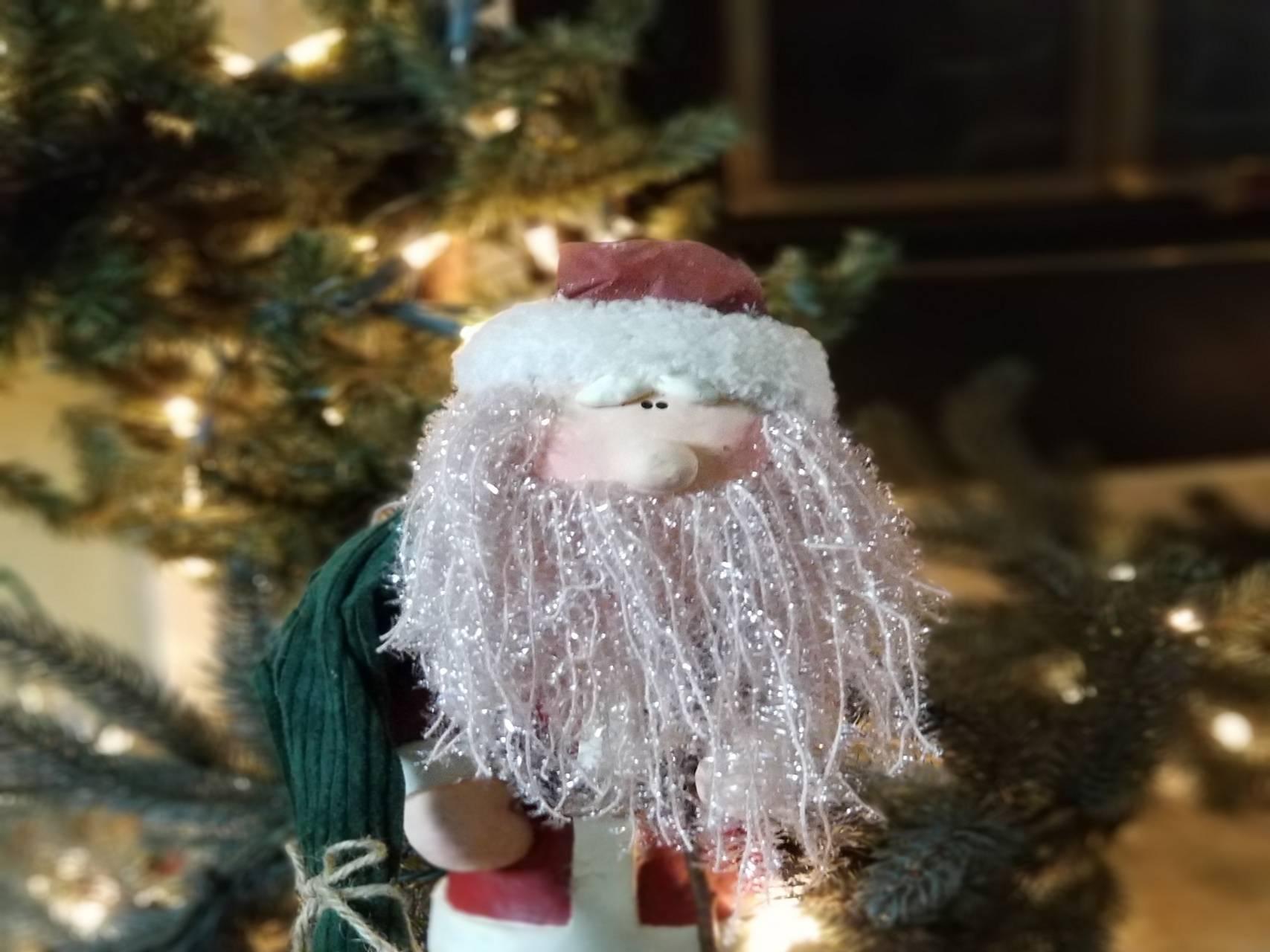 Cool Christmas Santa