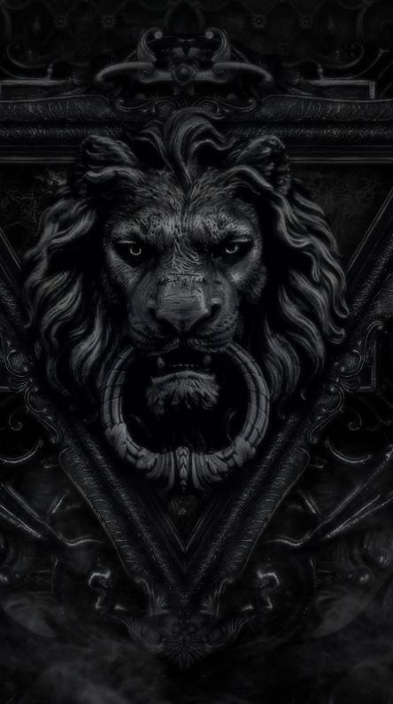 Black Lion Wallpapers Free By Zedge