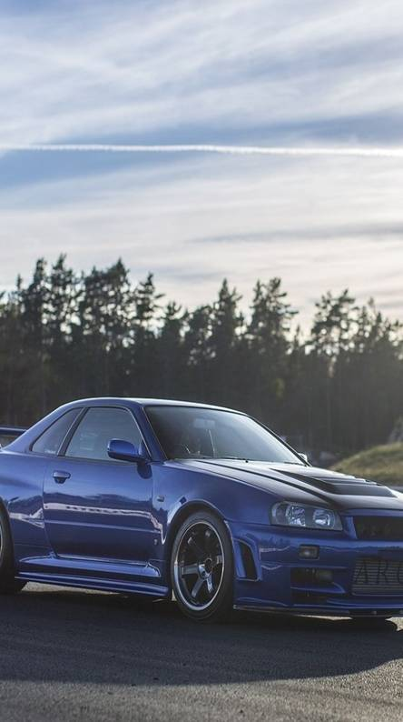 Skyline R34 Wallpapers Free By Zedge