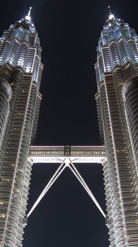 Height Of Petronas