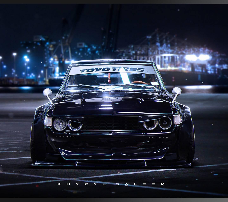 Khyzyl Saleem BMW M