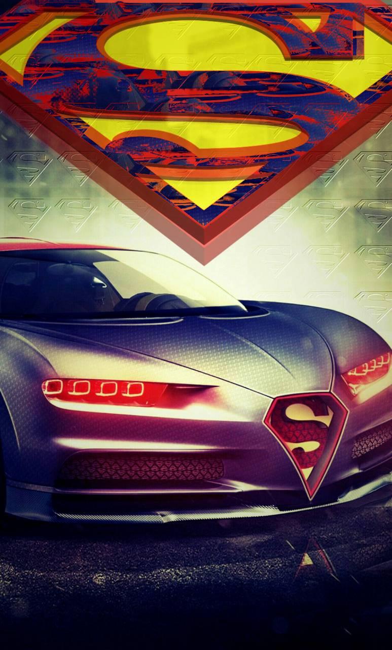 Bugatti Of Steel
