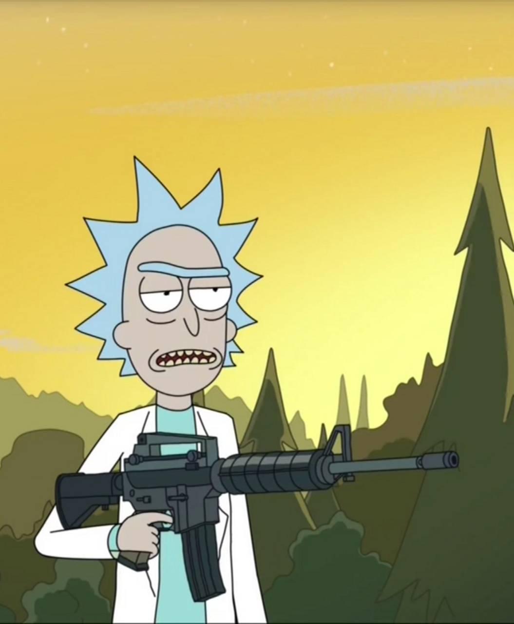 Rifle Rick