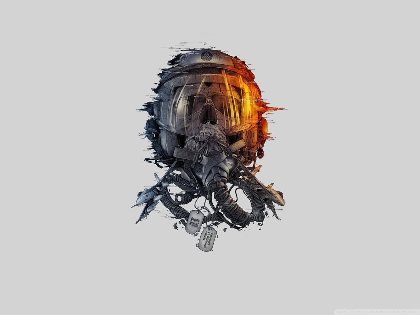 Battlefield 3 Mask