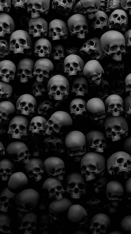 Skull Wallpapers Free By Zedge
