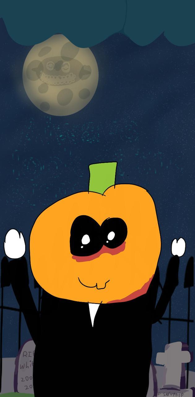 Spooky month: Pump