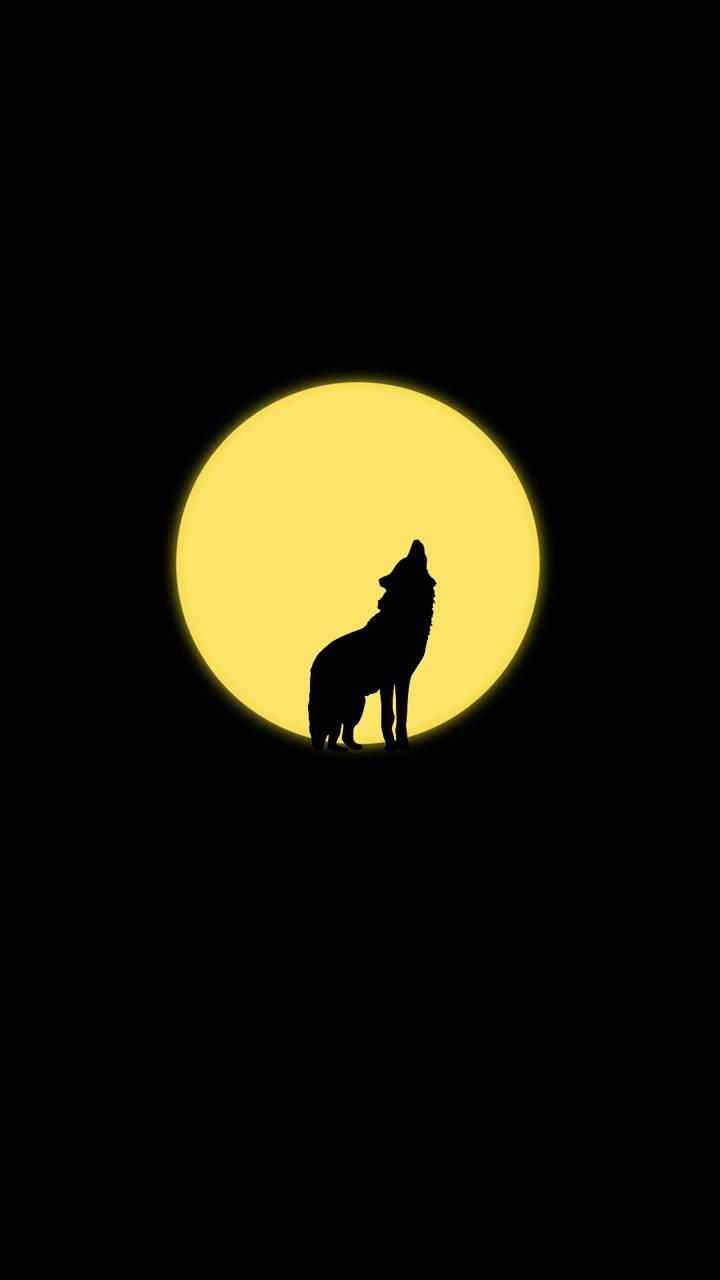 Wolf Full Moon