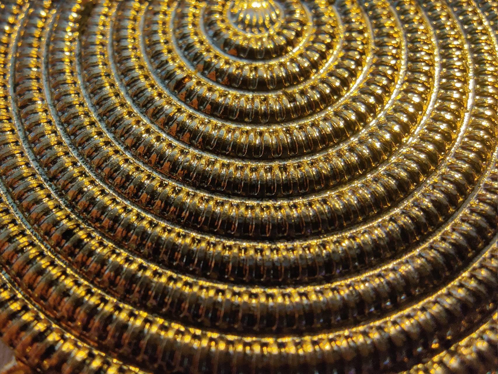 Gold Zen