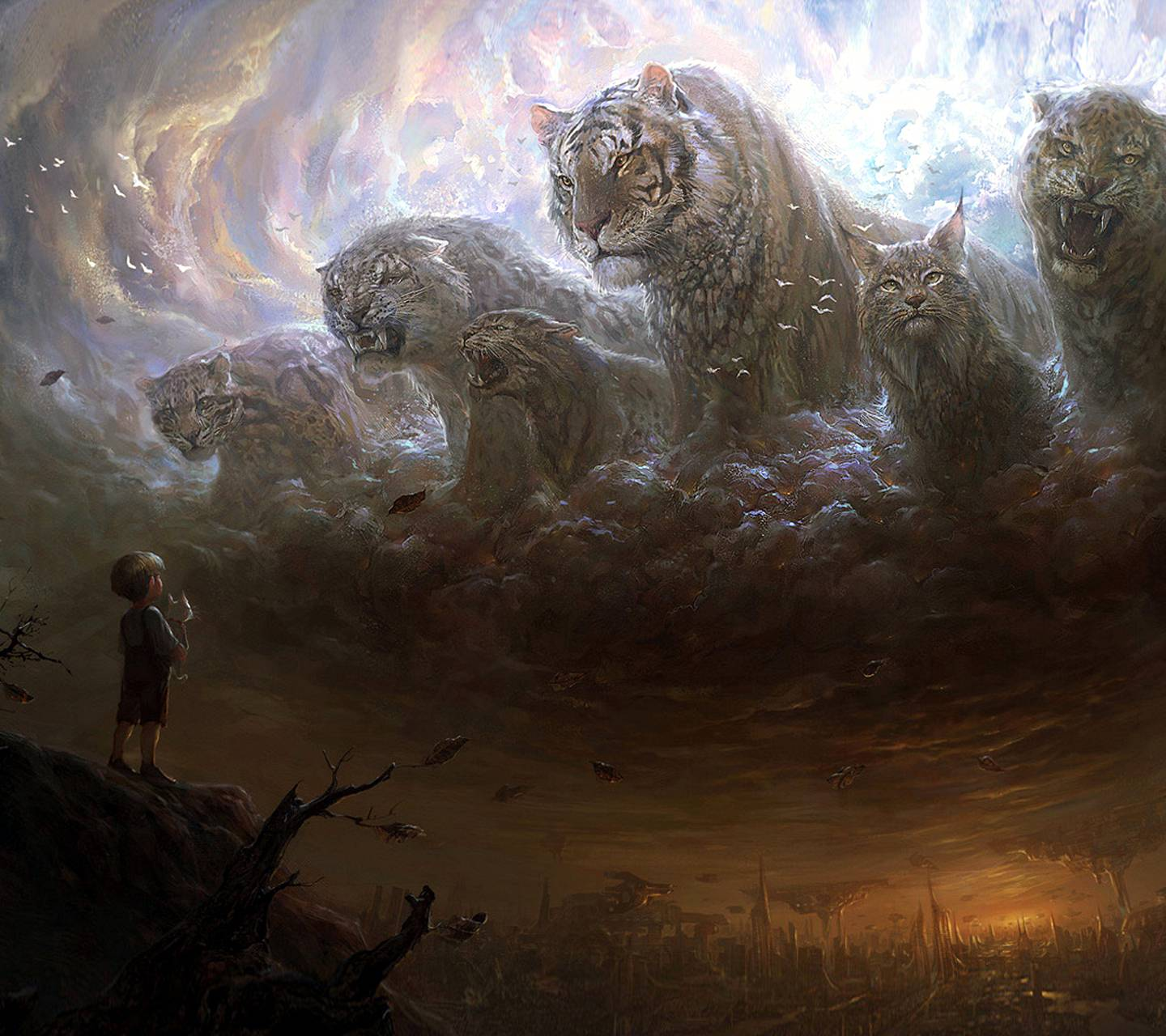 Beast Of The Clouds
