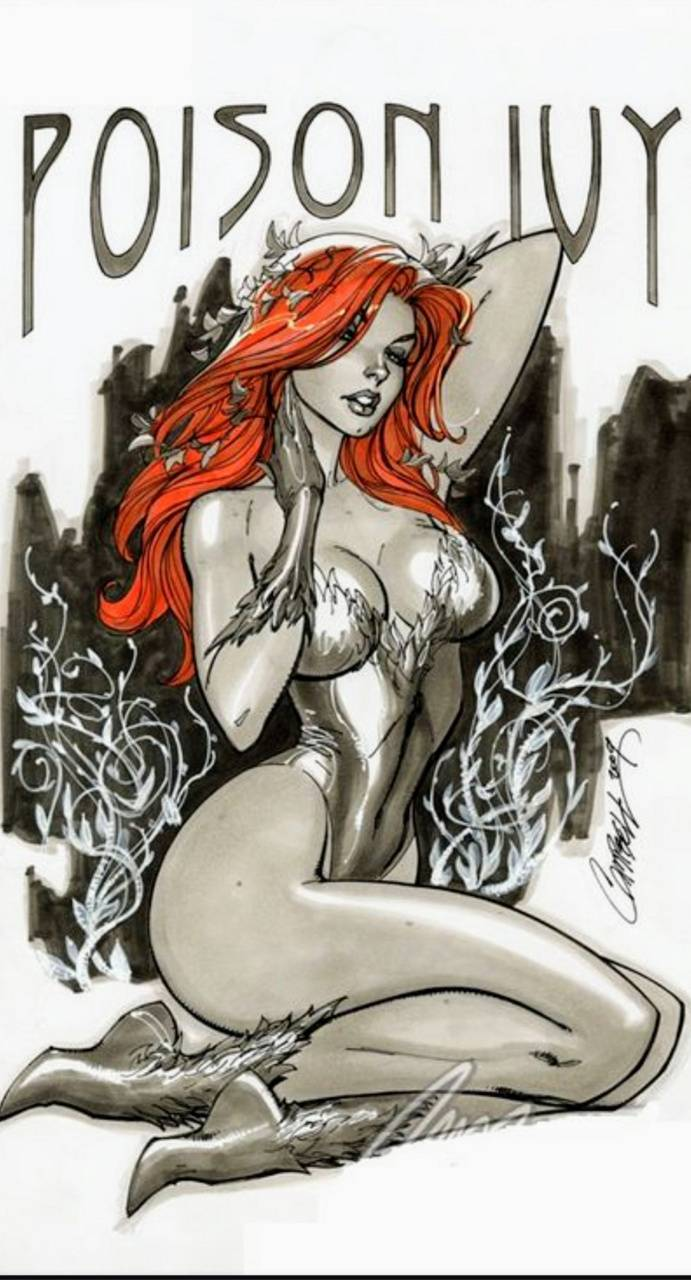Poison Ivy title