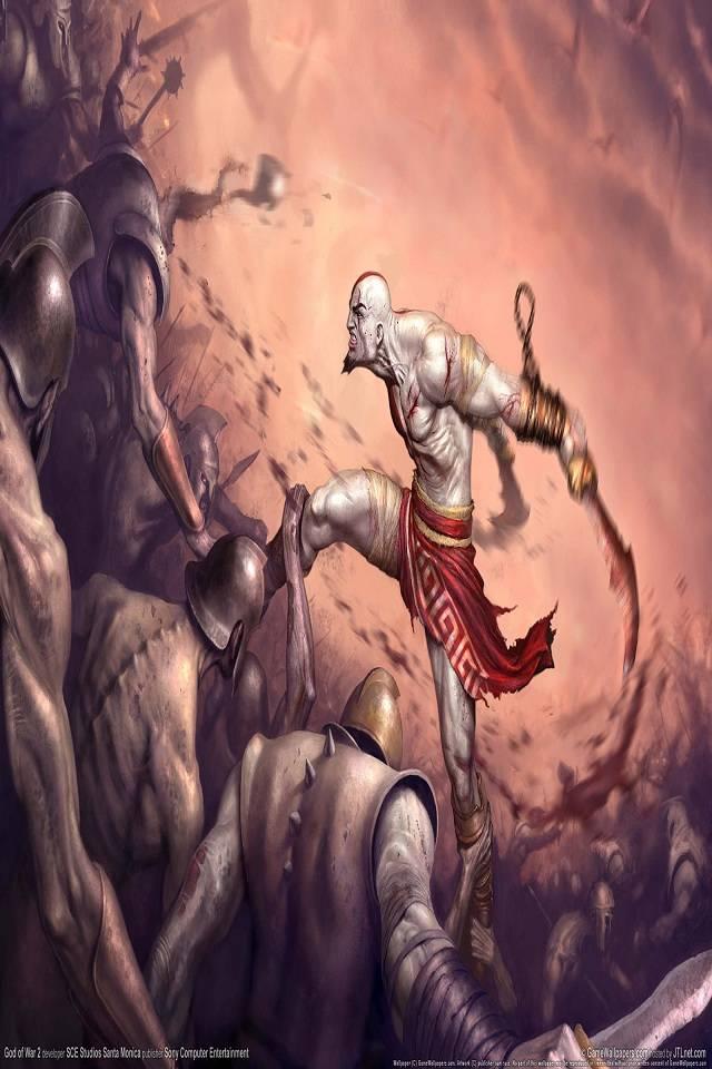 Kratos Wrath
