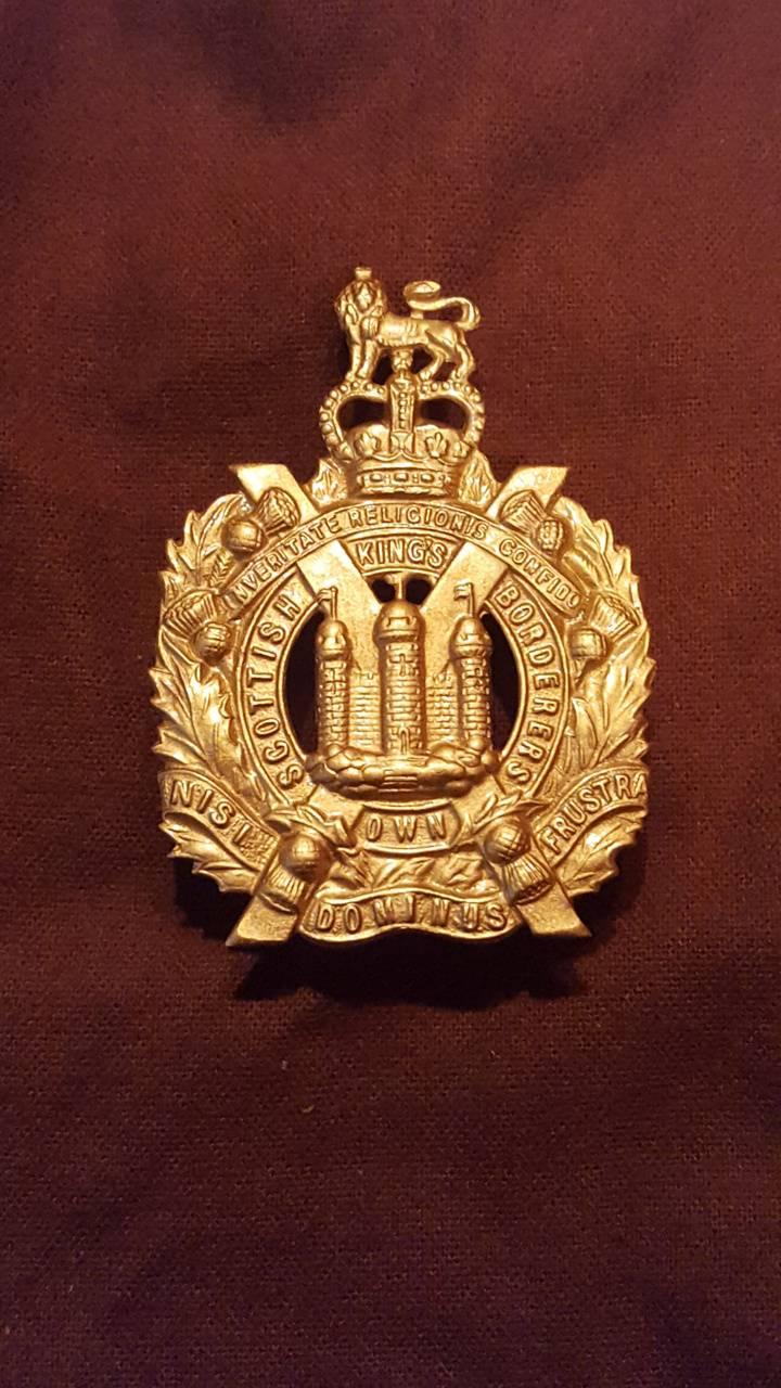 KSA Blazer Badge
