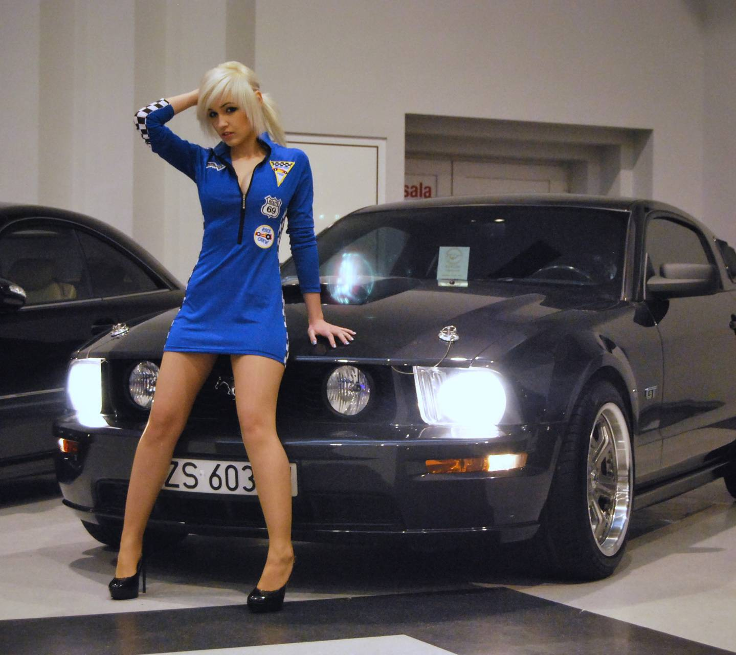 Mustang Shelby and