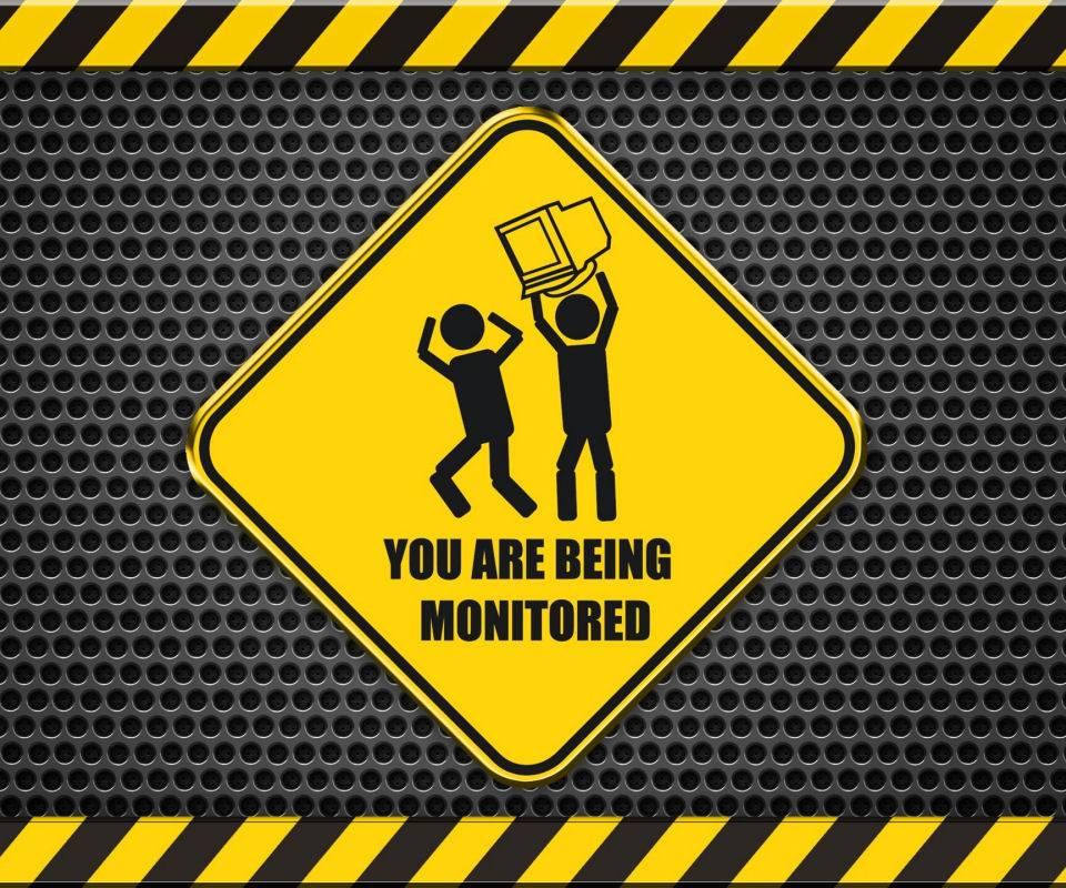 Ur Being Monitored