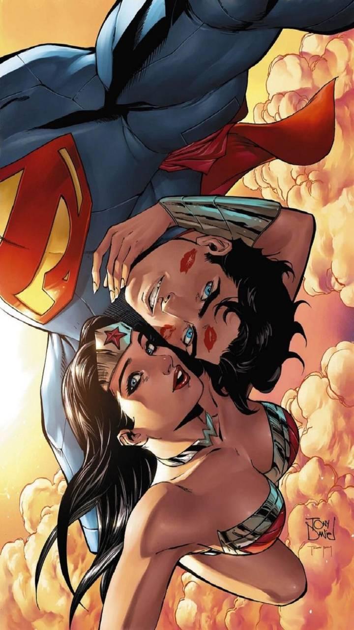 superman and ww