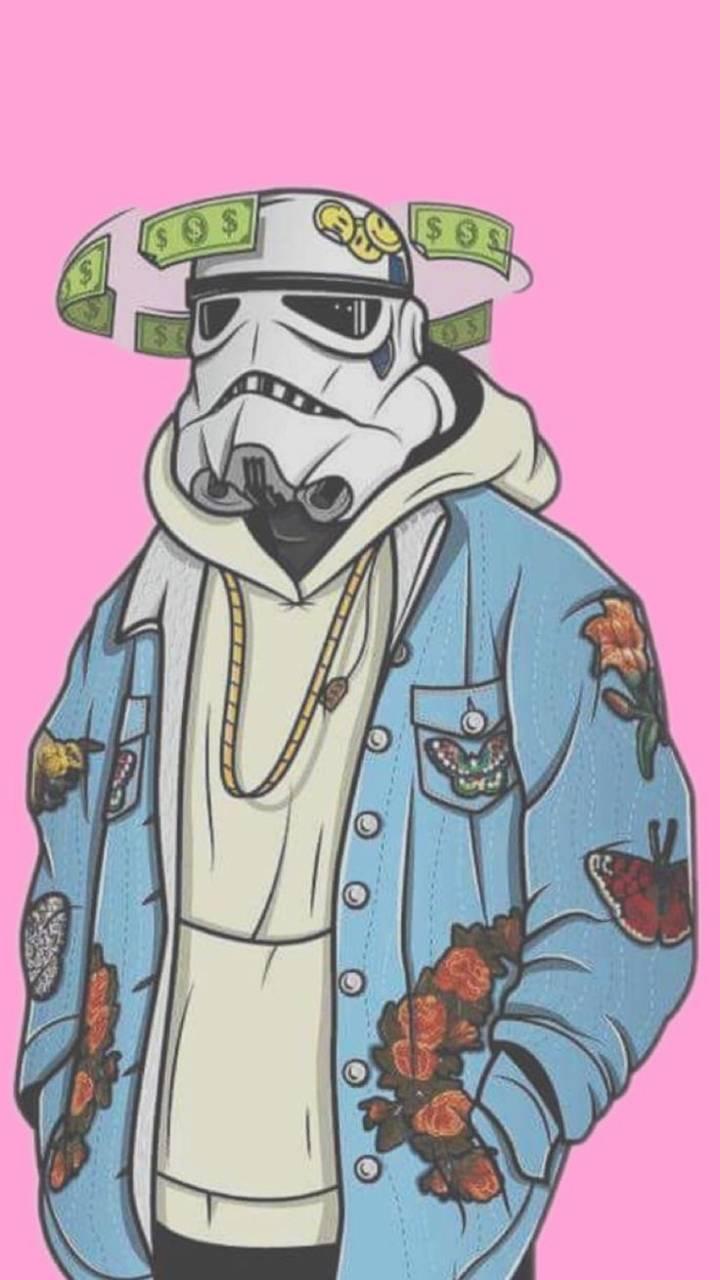 Hype stormtrooper