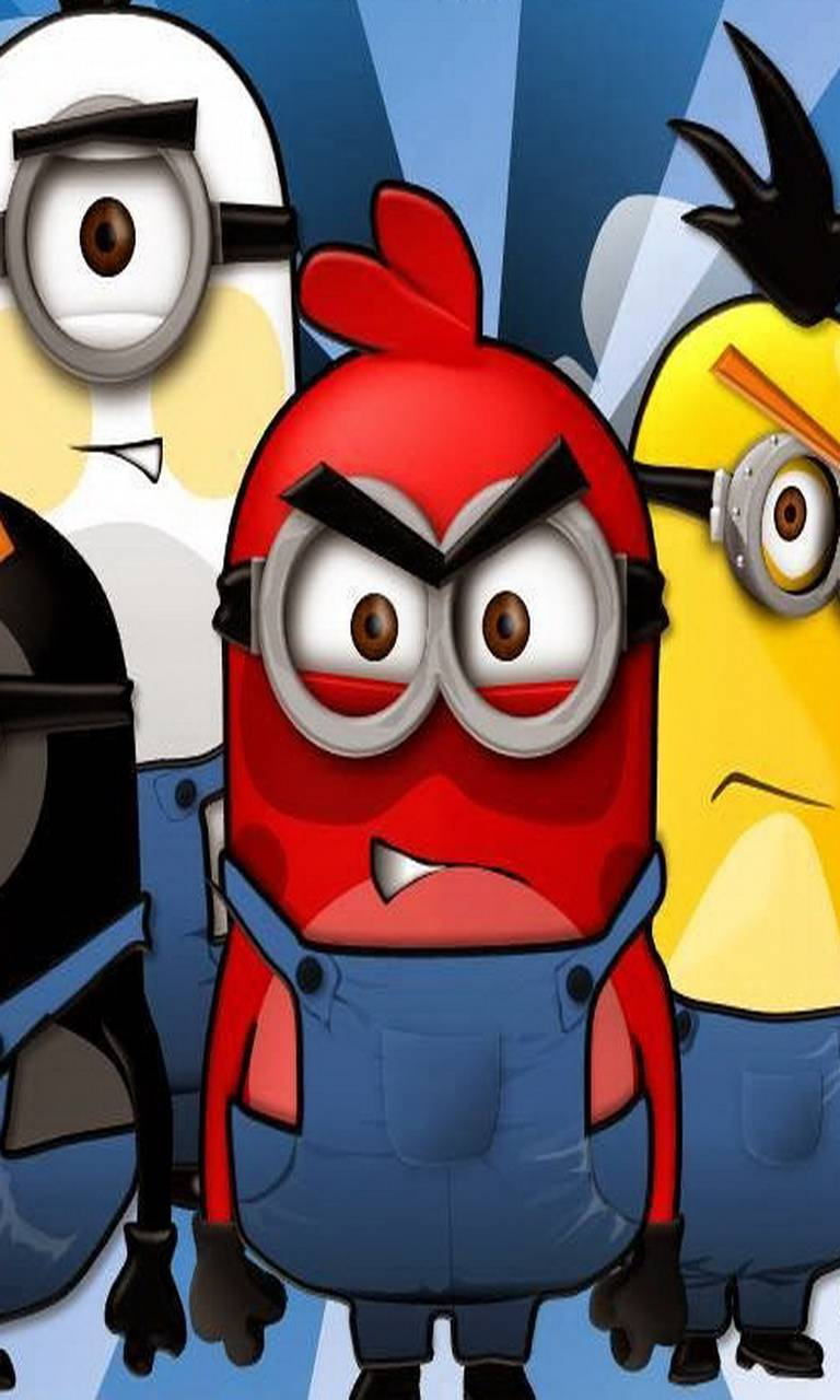Angry Minions