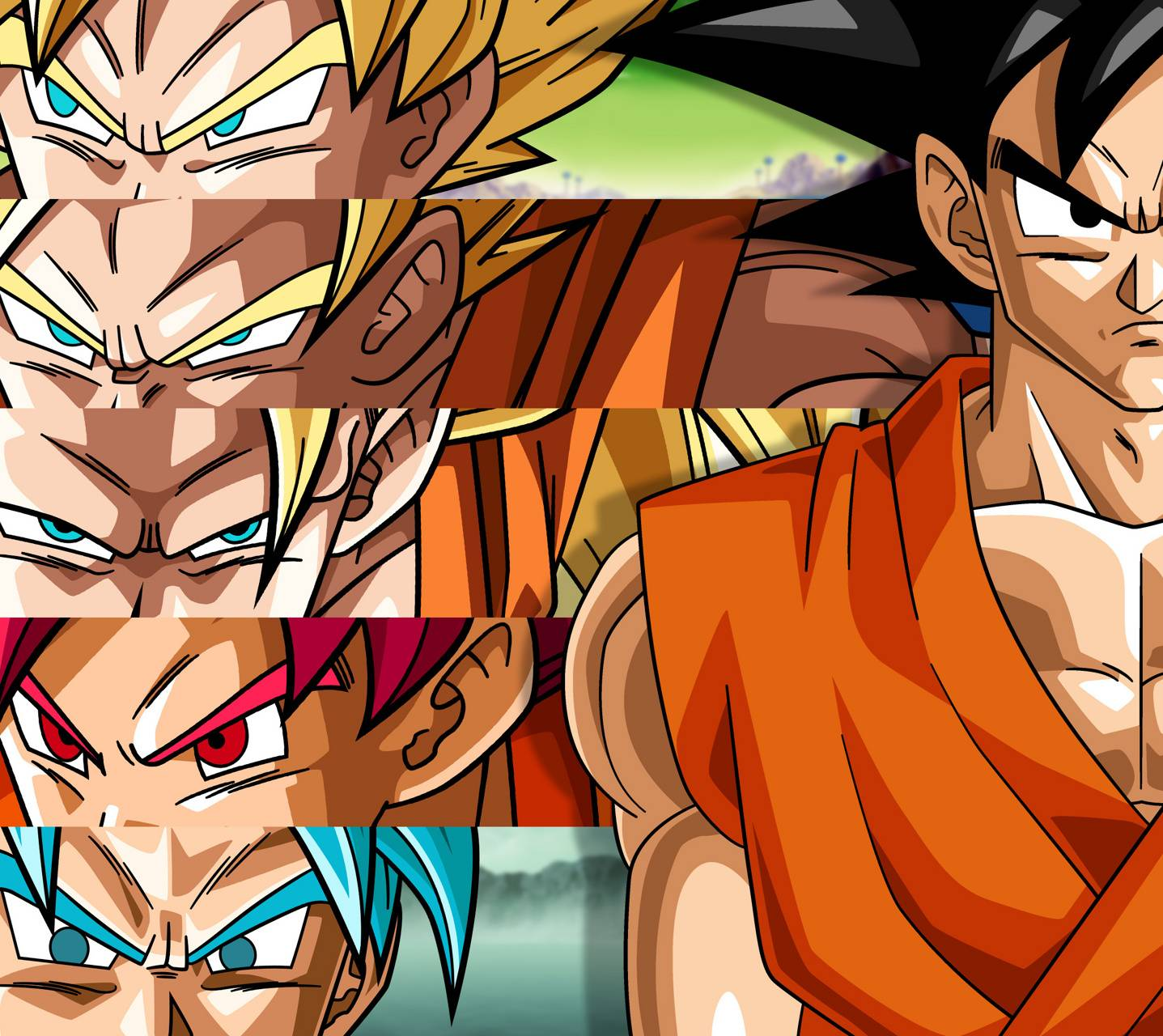 Goku Legend