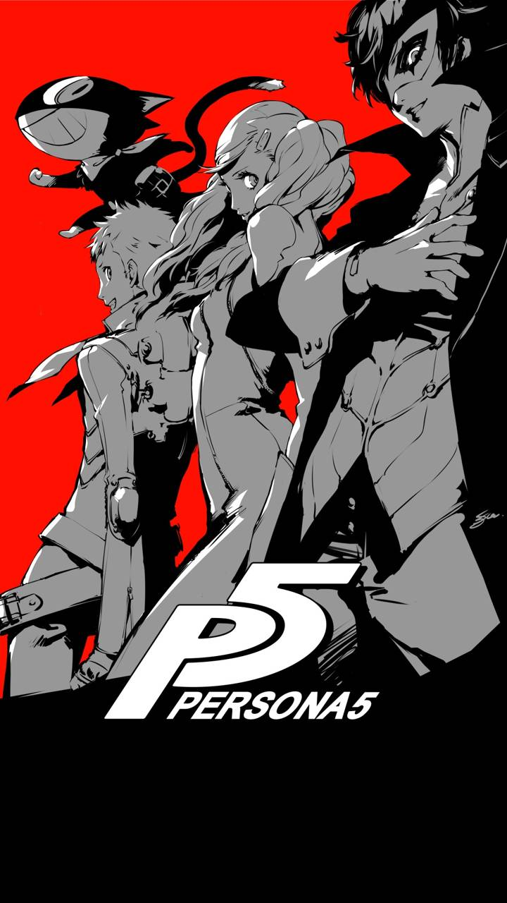 Persona 5 Wallpaper By Jaccko86