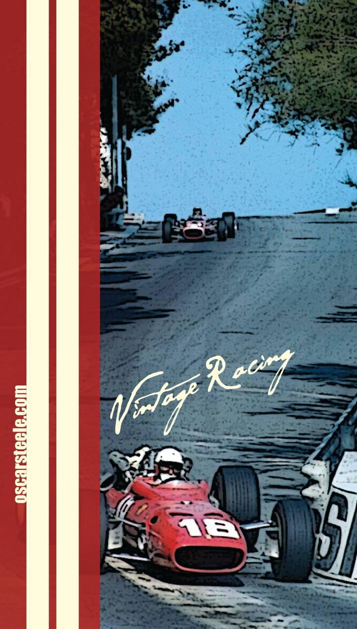 Vintage Racing Track