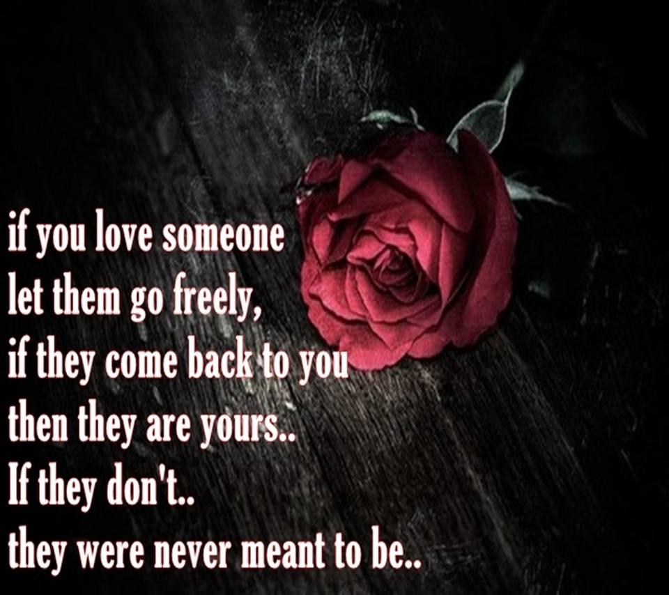 If Yu Love Someone