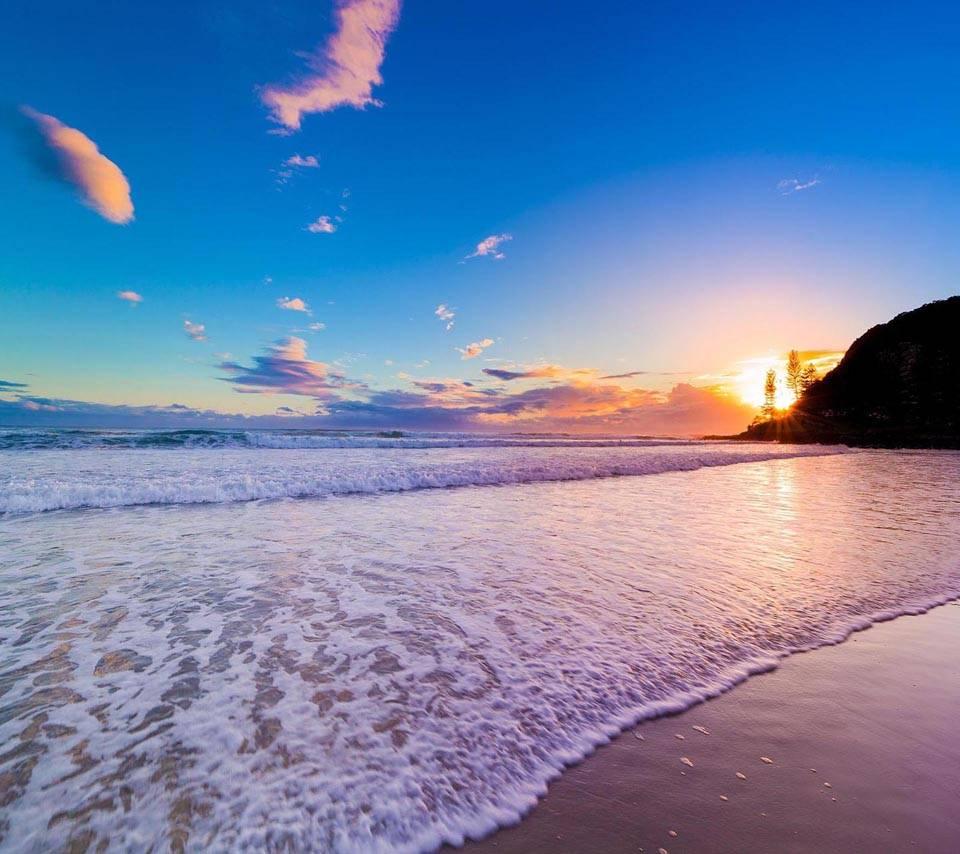Coast beautiful
