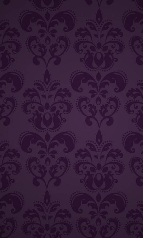 Purple Classy Wall