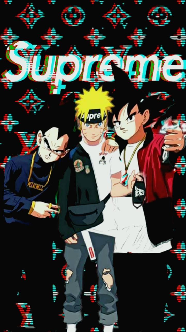 Cool Wallpaper Cool Anime Supreme Wallpaper