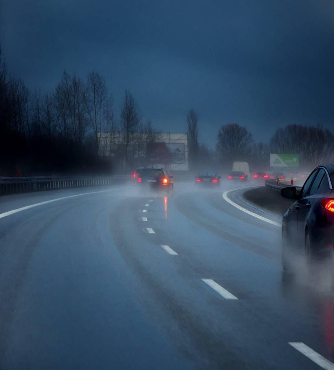 Heavy Rain drive