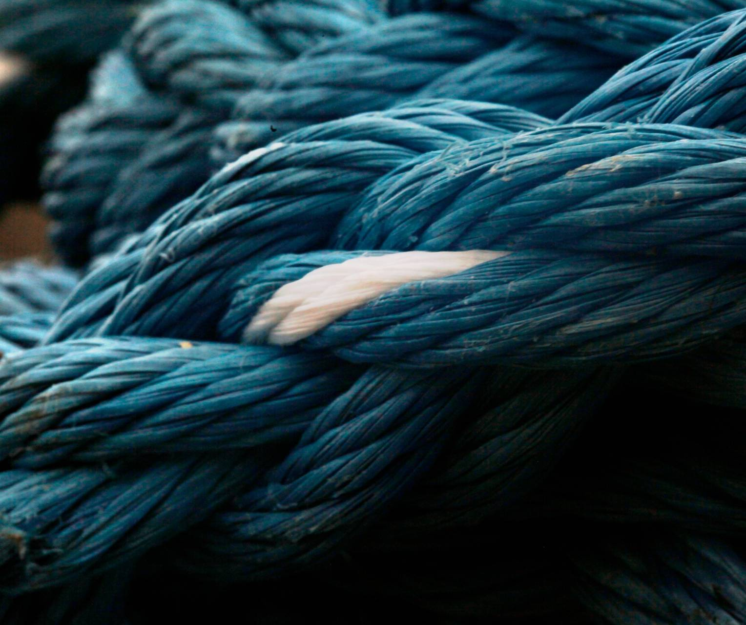 Blue Rope