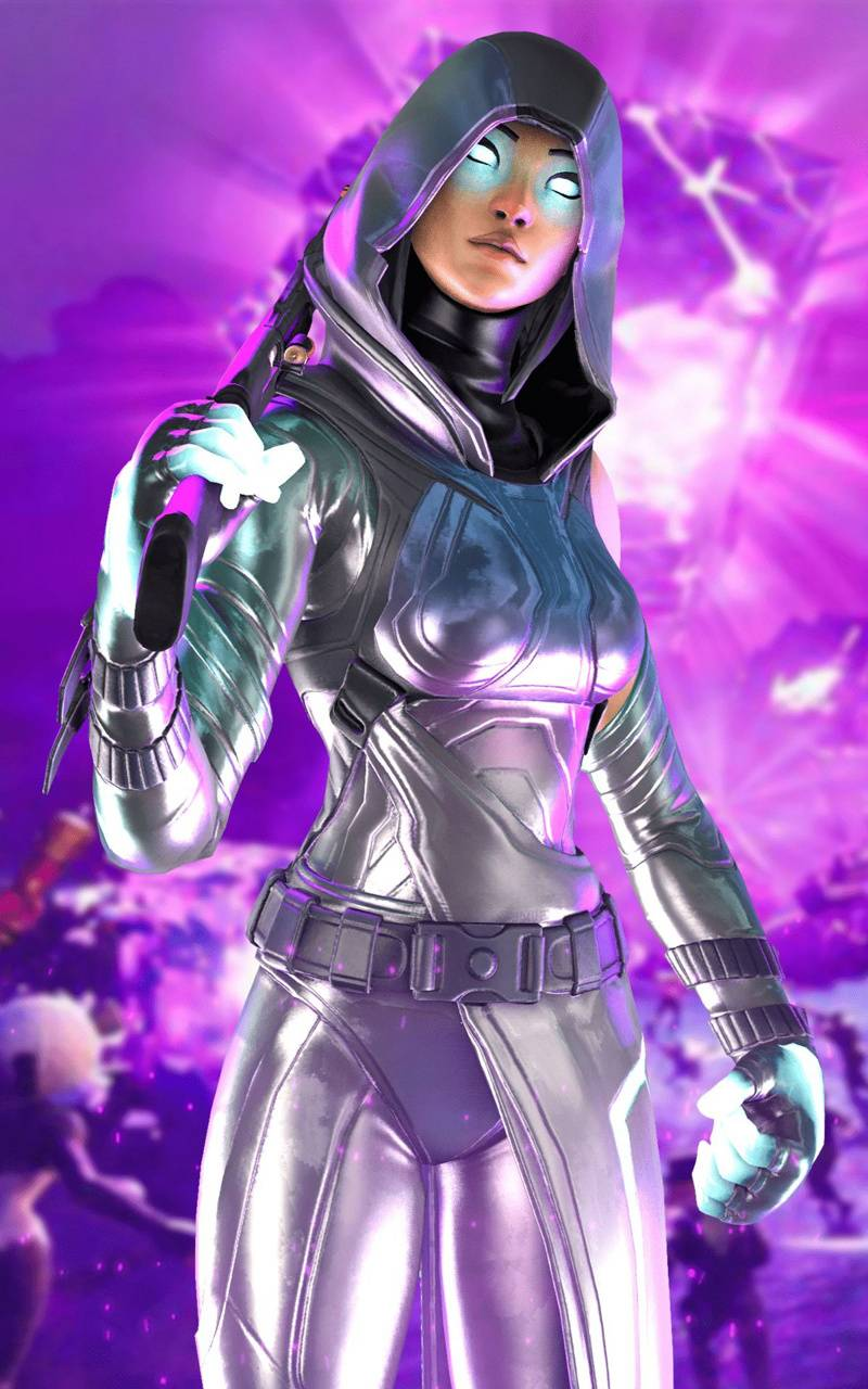 Glow Fortnite Skin Wallpaper By Mckiernanp158370 Fb Free On Zedge