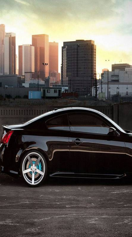 Black car tuning Wallpapers - Free by ZEDGE™