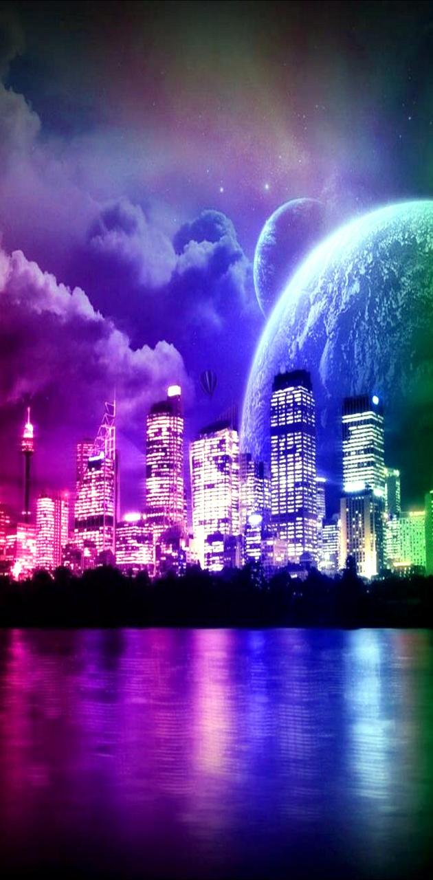 City of Rainbows